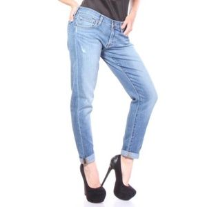 Lucky Brand Sienna Cigarette Jeans 8/29
